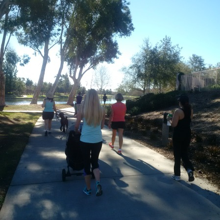walking group Rancho Santa Margarita